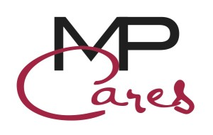 MP Cares Logo